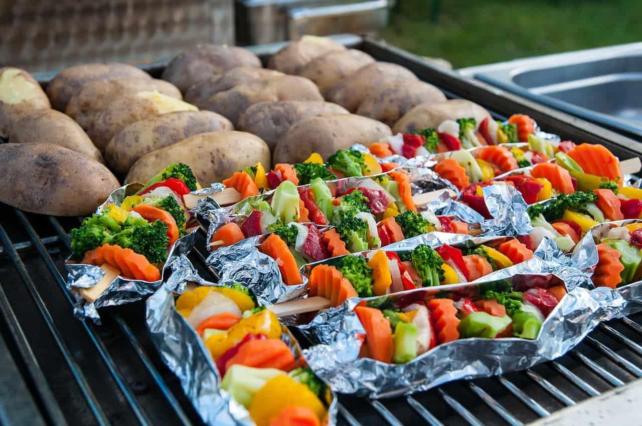 ירקות בבישול