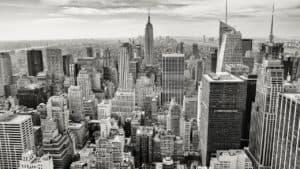 ניו יורק שחור לבן